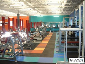 UPEI Fitness Centre